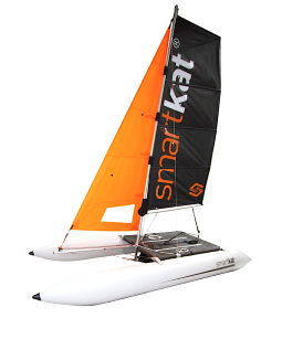 smartkat performance racing segelschlauchboot